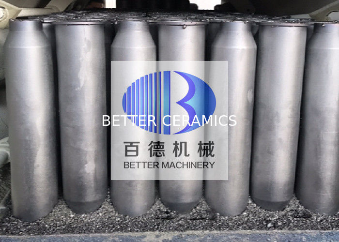 Refractory Reaction Bonded Silicon Carbide Ceramic For Gas Burner Nozzle