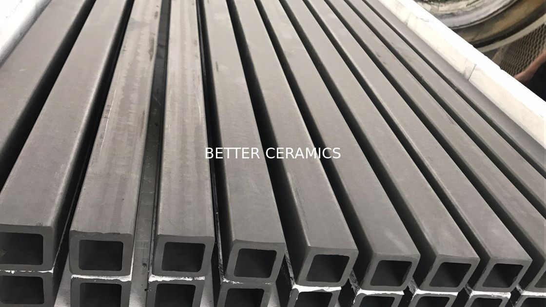 Heat Resistance Sintered Bonded Silicon Carbide Beam For Furnace Companies